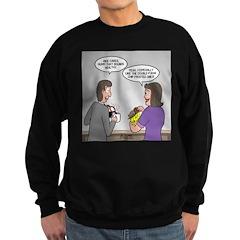 Rice Cake Dilemma Sweatshirt