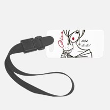 Diva Luggage Tag