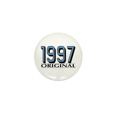 1997 Original Mini Button