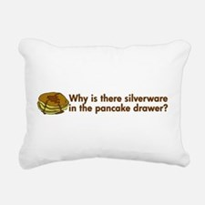 Funny Turk Quote Rectangular Canvas Pillow