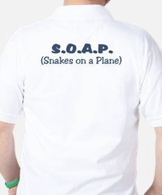 SOAP Happy To See Me T-Shirt