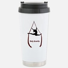 Defy Gravity Stainless Steel Travel Mug