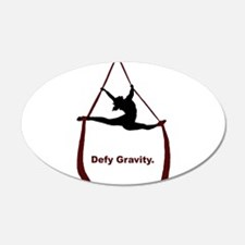 Defy Gravity Wall Decal
