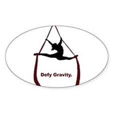 Defy Gravity Decal