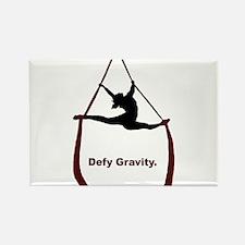 Defy Gravity Rectangle Magnet