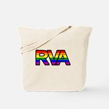 Go RVA LGBT Tote Bag