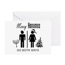 Go Both Ways Greeting Cards (Pk of 10)
