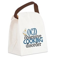 Funny Chef Canvas Lunch Bag