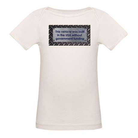 Built in the USA Organic Baby T-Shirt