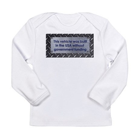 Built in the USA Long Sleeve Infant T-Shirt