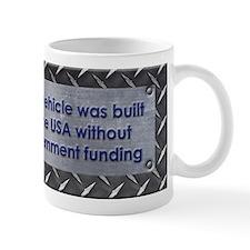 Built in the USA Mug
