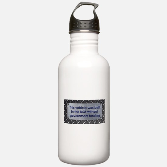 Built in the USA Water Bottle