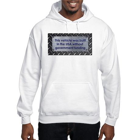 Built in the USA Hooded Sweatshirt