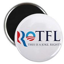 ROTFL 2012 Magnet
