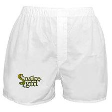 Snake Girl Boxer Shorts
