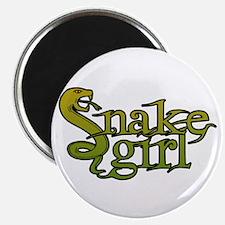 Snake Girl Magnet