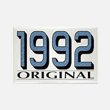 1992 Original Rectangle Magnet