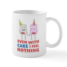 Cake Small Mug