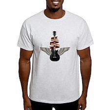 e-guitar rock wings T-Shirt