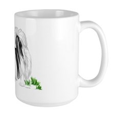 Papillon Lady Bug Mug