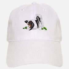 Papillon Lady Bug Baseball Baseball Cap