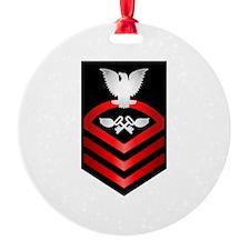 Navy Chief Aviation Storekeeper Ornament