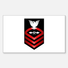 Navy Chief Aviation Structure Mechanic Decal