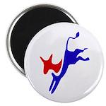 Democratic Party Donkey (Jackass) Magnet