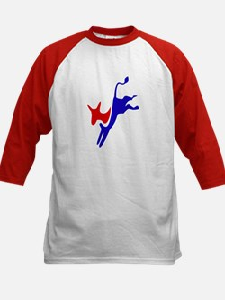 Democratic Party Donkey (Jackass) Kids Baseball Je