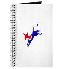 Democratic Party Donkey (Jackass) Journal