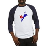 Democratic Party Donkey (Jackass) Baseball Jersey