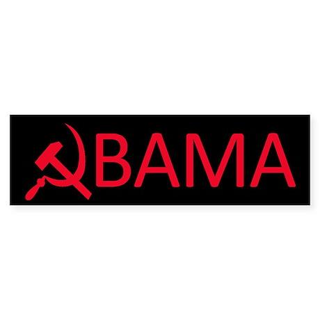 Anti Obama Sticker (Bumper 10 pk)
