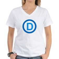 Democratic D Design Shirt