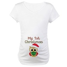 My 1st Christmas owl Shirt
