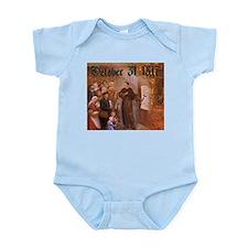 Reformation Day- October 31, 1517 Infant Bodysuit