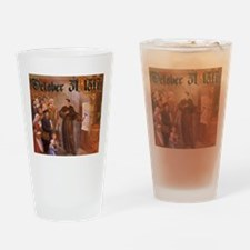Reformation Day- October 31, 1517 Drinking Glass