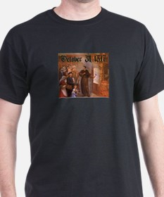 Reformation Day- October 31, 1517 T-Shirt
