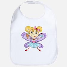 Cupcake Fairy Bib