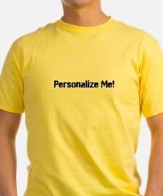 Personalize Me! T