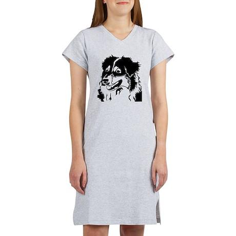 AUSSIE HEAD Women's Nightshirt