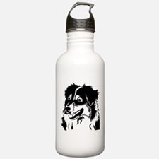 AUSSIE HEAD Water Bottle