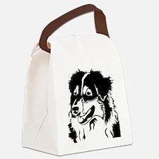 AUSSIE HEAD Canvas Lunch Bag