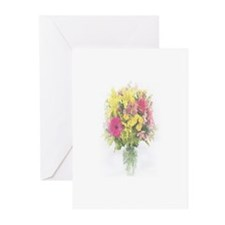 Vase of Flowers Cards (Pk of 10)