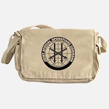 JSOC B-W Messenger Bag
