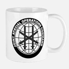 JSOC B-W Mug