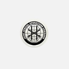 JSOC B-W Mini Button