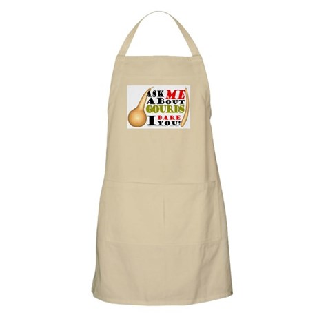 Ask me about Gourd BBQ Apron