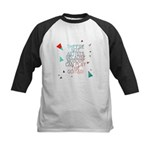 Theyre not artists Kids Baseball Jersey