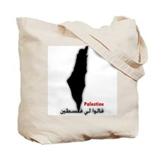 Palestine and Lebanon Tote Bag