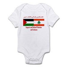 Palestine and Lebanon Infant Creeper